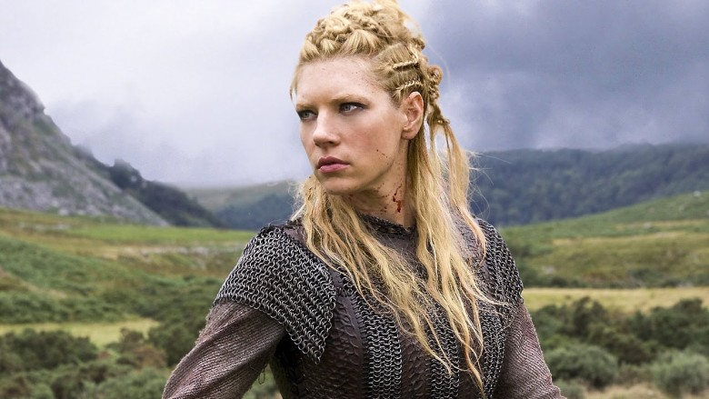 Sigamos echando por tierra otro mito que orbita alrededor de los vikingos  no todos los vikingos eran rubios o pelirrojizos de pelo lacio al viento y  ojos
