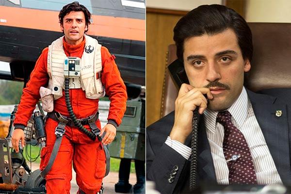 214445 Los protagonistas de Star Wars: El despertar de la fuerza y su paso por la TV