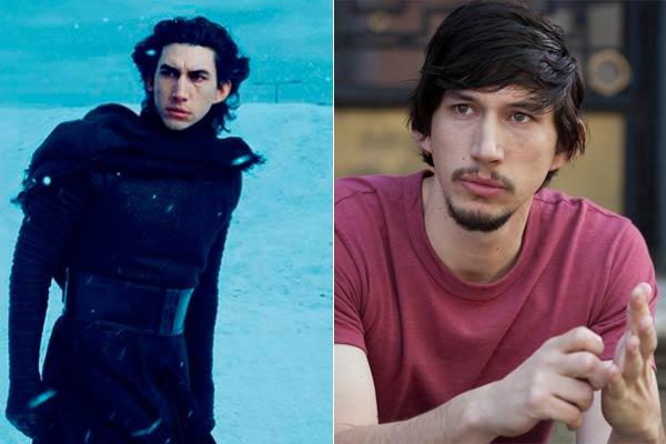 405449 Los protagonistas de Star Wars: El despertar de la fuerza y su paso por la TV