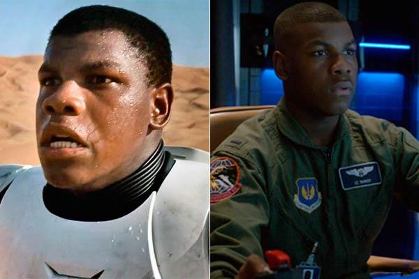 592775 1 Los protagonistas de Star Wars: El despertar de la fuerza y su paso por la TV
