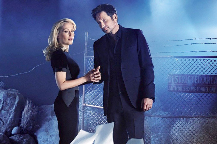 The X Files 2016 700x465 ¿Qué personajes regresaron a X Files?