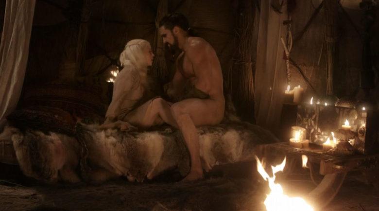 Emilia Clarke No Usó Doble De Cuerpo En Su último Desnudo Game Of