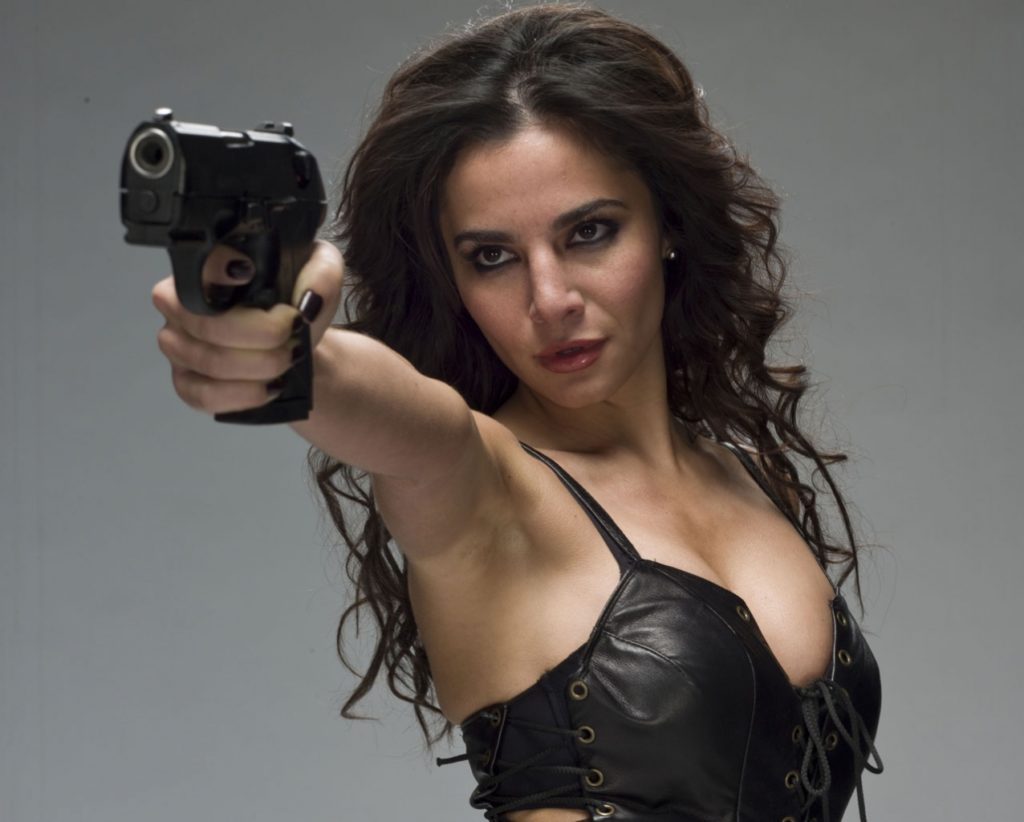 """""""Altered Carbon"""" Star Martha Higareda Shares Her Insider's Guide To Los Angeles"""