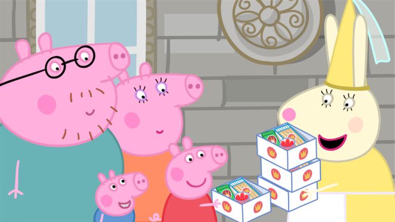 Discovery Kids Estrena 7ma Temporada De Peppa Pig It S Spoiler Time