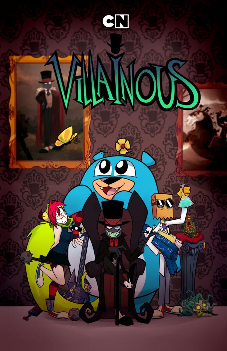 La Nueva Serie Animada Que Hace Honores Al Mundo De Los Antagonistas