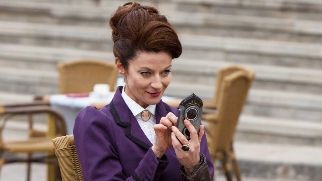 Netflix Elige A Michelle Gomez De Doctor Who Como Una De