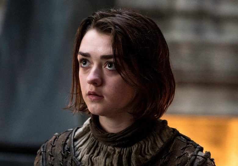 Maisie Williams describe la escena final de Arya — Game of Thrones