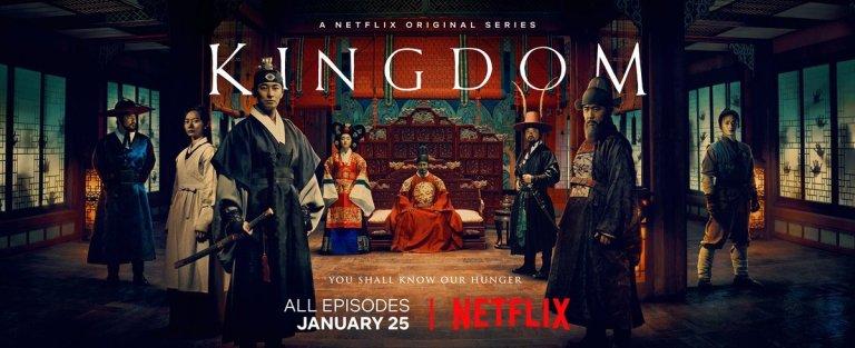 Resultado de imagen de kingdom netflix