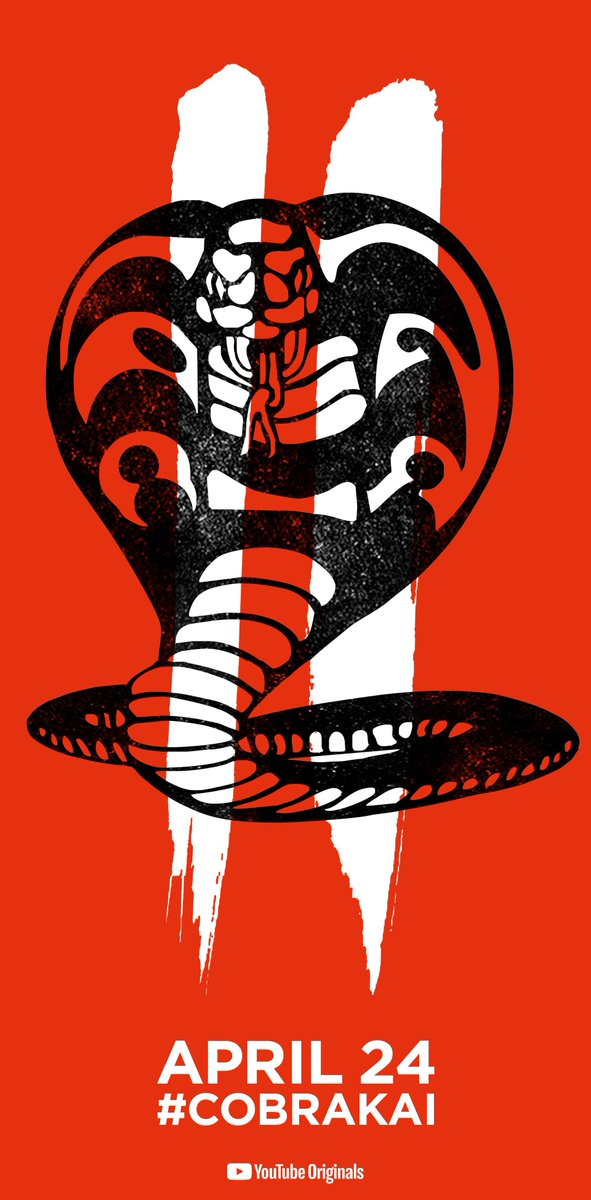 Post -- Cobra Kai -- Temporada 2 -- 24 de Abril Cobra-Kai_Key-Art-S2