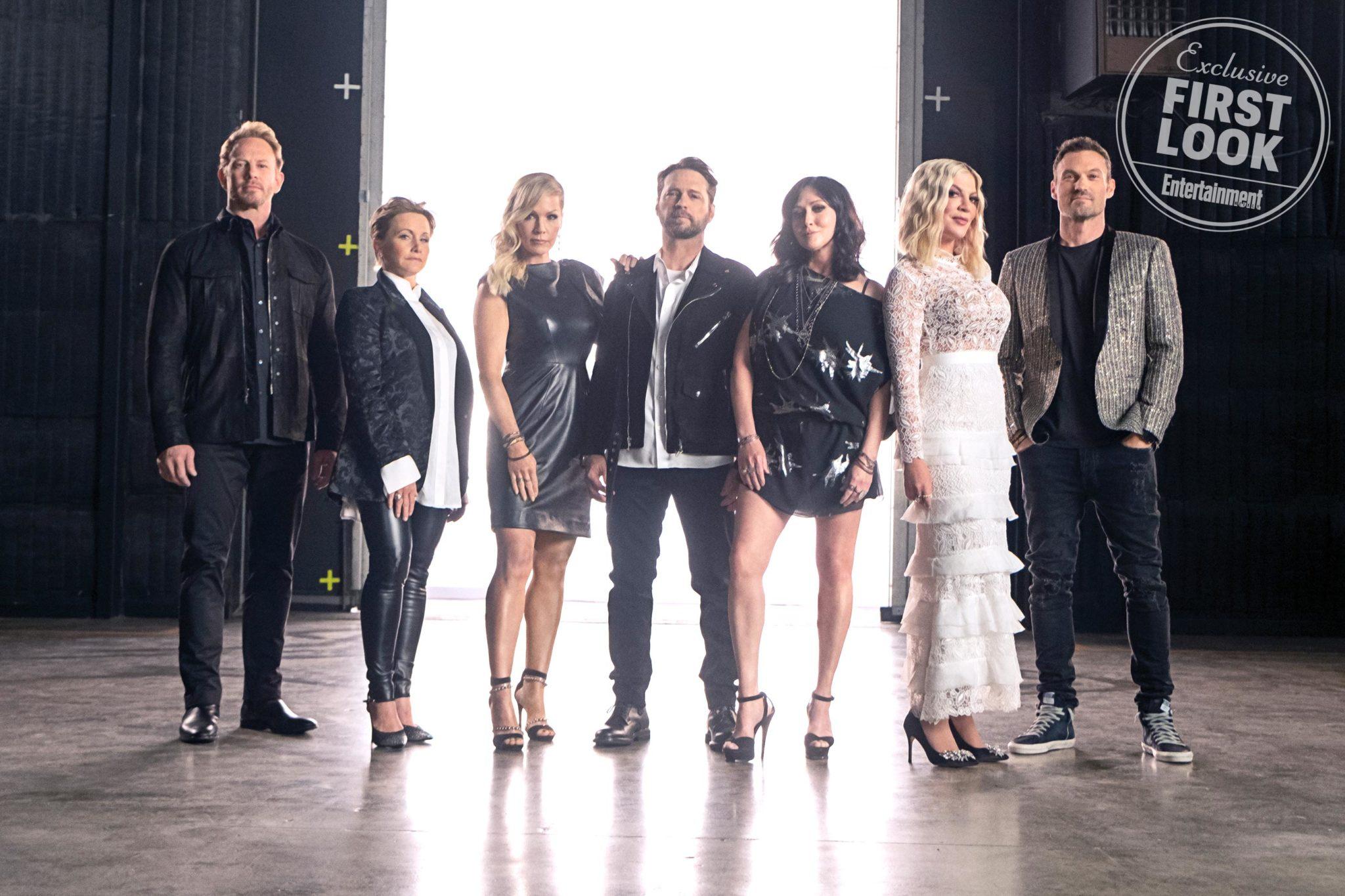 Ya tiene fecha de estreno el reboot de Beverly Hills, 90210