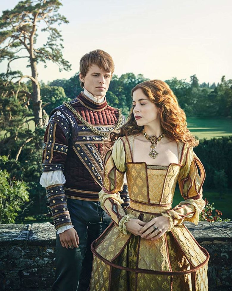 Starz da luz verde a nueva serie – Becoming Elizabeth – Spoiler Time