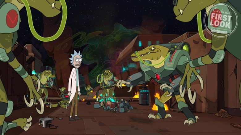 Confirman quinta temporada para la serie animada — Rick & Morty