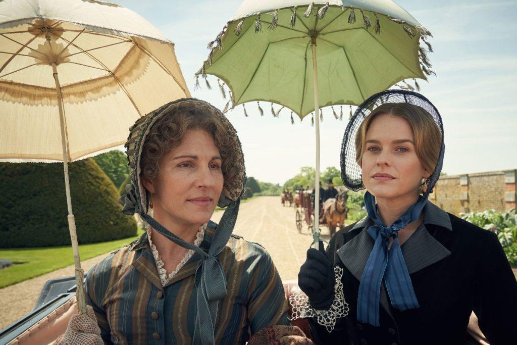 Primer tráiler de la nueva serie del creador de Downton Abbey – Belgravia –  Spoiler Time