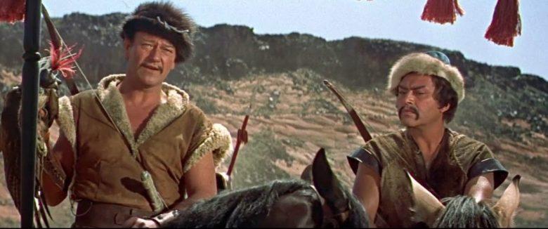 La película maldita de Hollywood que mató a casi todo su staff – The  Conqueror – Spoiler Time