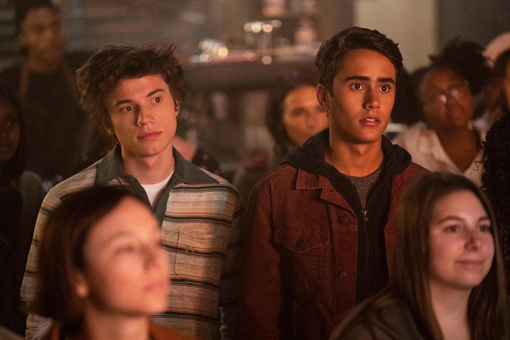 Hulu lanza el tráiler oficial del spin-off de Love, Simon – Love ...