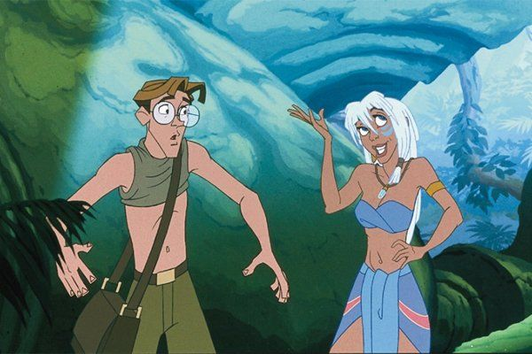 Disney Atlantis Stream